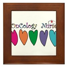 Funny Registered nursing Framed Tile
