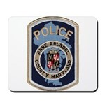 Anne Arundel County Police Mousepad