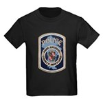 Anne Arundel County Police Kids Dark T-Shirt