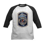 Anne Arundel County Police Kids Baseball Jersey