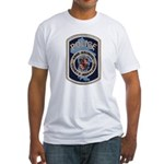 Anne Arundel County Police Fitted T-Shirt