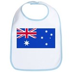 Australia Blank Flag Bib