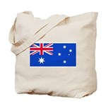 Australia Blank Flag Tote Bag