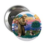 St Francis #2/ Pomeranian (T) 2.25