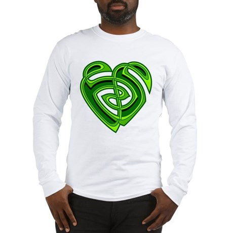 Wde Heartknot Long Sleeve T-Shirt