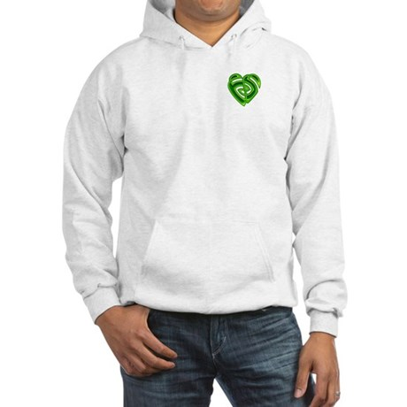 Wde Heartknot Hooded Sweatshirt