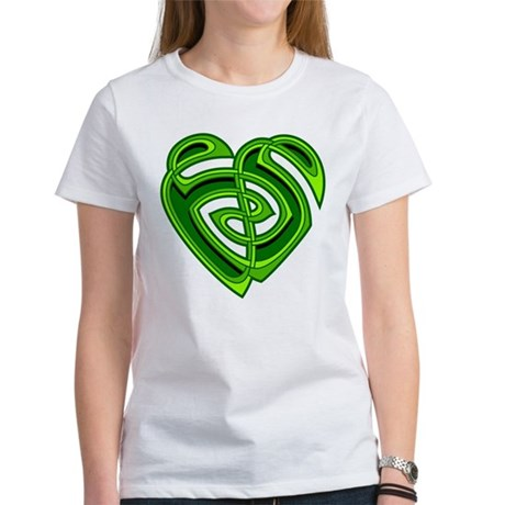 Wde Heartknot Women's T-Shirt