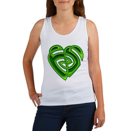 Wde Heartknot Women's Tank Top