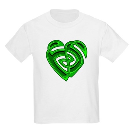 Wde Heartknot Kids Light T-Shirt