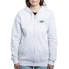 LOST Island Women's Zip Hoodie