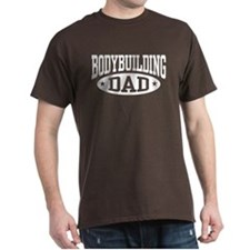 Bodybuilding Dad T-Shirt