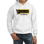 The New Yorkie Attitude Hooded Sweatshirt