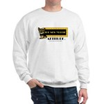 The New Yorkie Attitude Sweatshirt