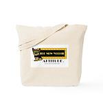 The New Yorkie Attitude Tote Bag