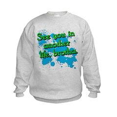 BROTHA Desmond Hume Kids Sweatshirt
