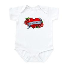 Heart & Rose - Haitian Infant Bodysuit