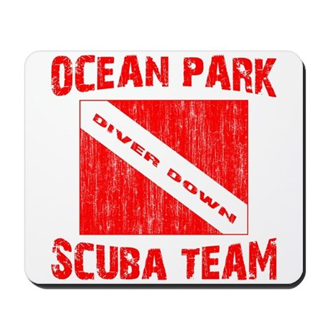 Scuba Team Mousepad