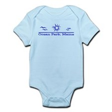 Ocean Park, Maine Infant Bodysuit