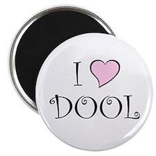 I Heart DOOL Magnet