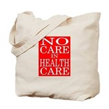 HEALTH CARE Tote Bag