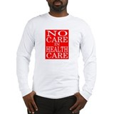 HEALTH CARE Long Sleeve T-Shirt