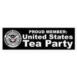 Tea Party Car Sticker