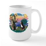 St Francis #2/ BMD Large Mug
