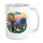 St Francis #2/ Cavaliers Large Mug