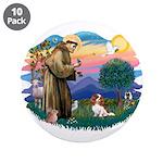 St Francis #2/ Cavalier (bl) 3.5