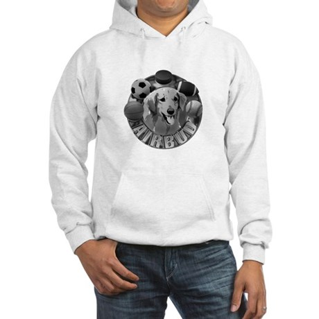 Air Bud Logo Hooded Sweatshirt