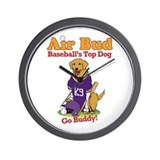 Air Bud Football Wall Clock