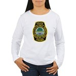 Colonial Heights Police Women's Long Sleeve T-Shir