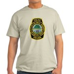 Colonial Heights Police Light T-Shirt