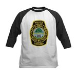 Colonial Heights Police Kids Baseball Jersey