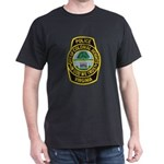 Colonial Heights Police Dark T-Shirt