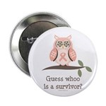 Pink Ribbon Owl Survivor 2.25