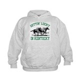 Gettin' Lucky in Kentucky Hoody