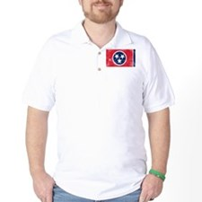 Vintage TN State Flag T-Shirt
