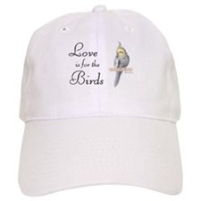 Love is for the Birds Baseball Cap