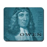 Puritan Preacher - John Owen (Mousepad)