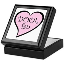 DOOL Fan Keepsake Box