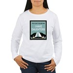 I have Daughters Women's Long Sleeve T-Shirt