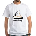 kamusi.org White T-Shirt