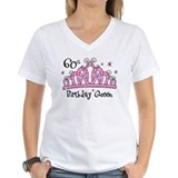 Tiara 60th Birthday Queen Shirt