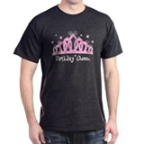 Tiara Birthday Queen T-Shirt