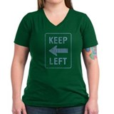 Keep Left Shirt