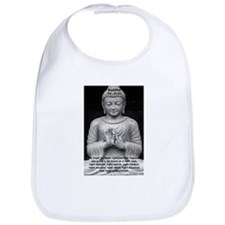 Buddha Education of Mind Bib