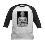 Buddha Education of Mind Kids Baseball Jersey