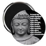 Buddha Education of Mind Magnet