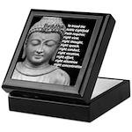 Buddha Education of Mind Keepsake Box